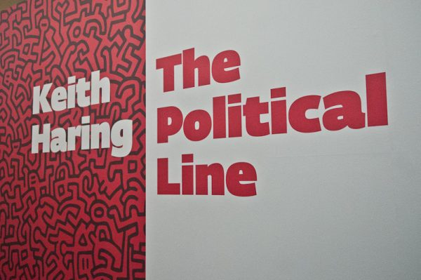 The_Netherlands_Rotterdam_Keith_Haring_Political_Line_Kunsthal_92_