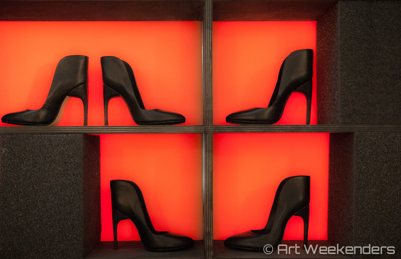 The_Netherlands_Rotterdam_Temporary_Fashion_Museum_Nieuwe_InstituutTijdelijk_Mode_Museum_pumps