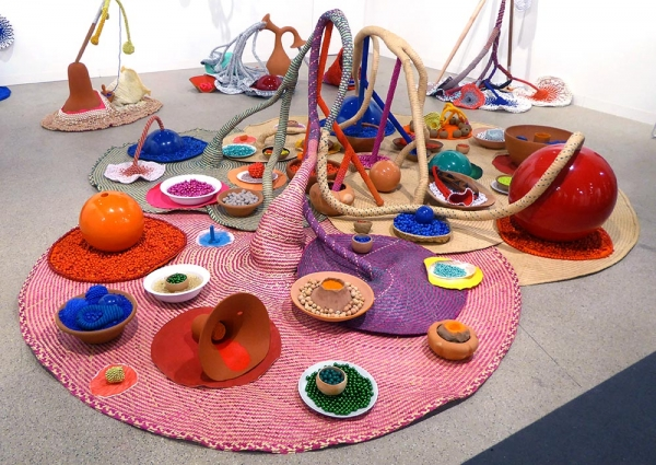Soft Power. Arte Brasil exhibition in Kunsthal Kade, Amersfoort. Contemporary Art. Exhibitions in the Netherlands