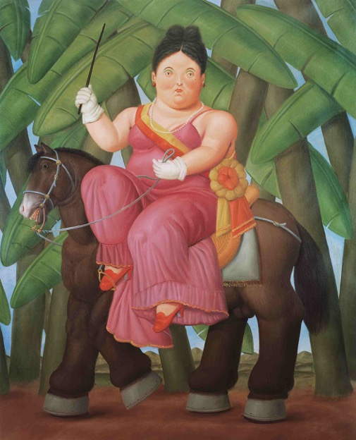 First_Lady_Botero_Kunsthal
