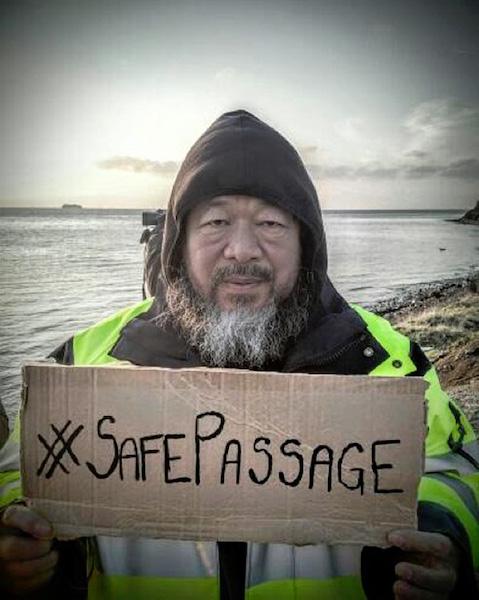 Safe Passage Ai Weiwei FOAM Amsterdam