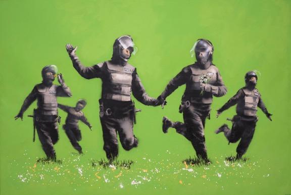 Banksy-Beanfield-Moco-Amsterdam