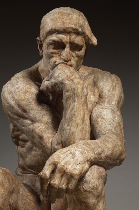 Rodin-Thinker-Groninger-Museum-Groningen-The-Netherlands