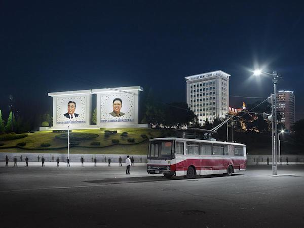 Eddo Hartmann-North-Korea-Huis-Marseille-Amsterdam